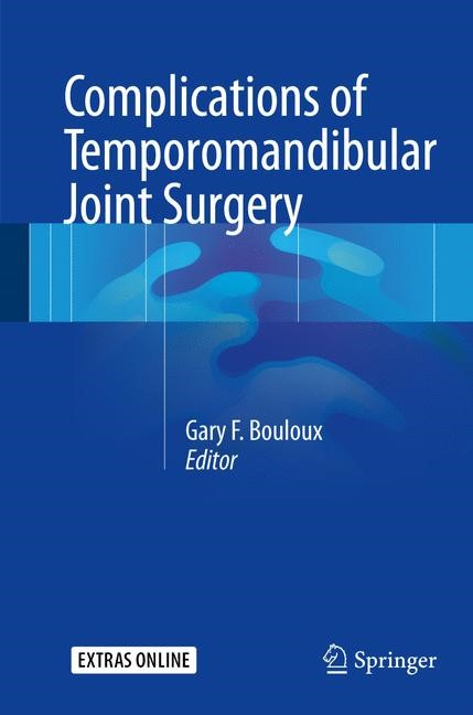 Complications of Temporomandibular Joint Surgery | Bouloux, 2016 | Buch (Cover)