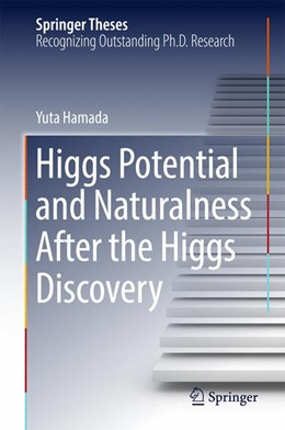 Abbildung von Hamada | Higgs Potential and Naturalness After the Higgs Discovery | 1. Auflage | 2017 | beck-shop.de