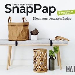 Abbildung von Hönnebeck | SnapPap kreativ | 2017 | Ideen aus veganem Leder
