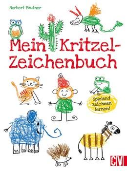 Abbildung von Pautner   Mein Kritzel-Zeichenbuch   1. Auflage   2017   beck-shop.de