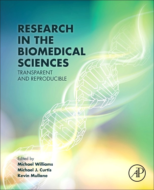 Research in the Biomedical Sciences | Williams / Curtis / Mullane, 2017 | Buch (Cover)
