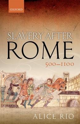 Abbildung von Rio | Slavery After Rome, 500-1100 | 2017