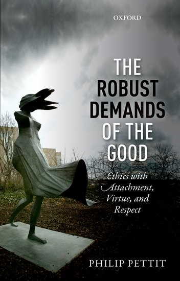 Abbildung von Pettit | The Robust Demands of the Good | 2017