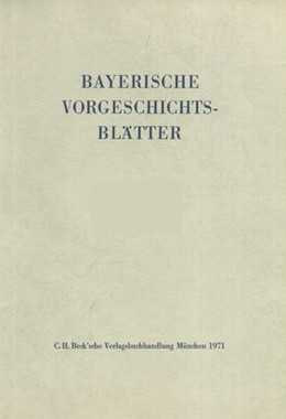 Abbildung von Fundchronik für die Jahre 2003/2004   1. Auflage   2006   beck-shop.de