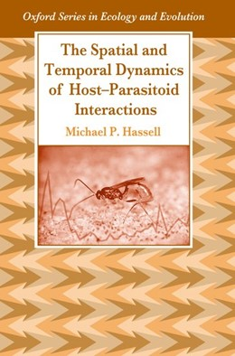 Abbildung von Hassell | The Spatial and Temporal Dynamics of Host-Parasitoid Interactions | 2000
