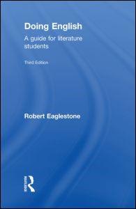 Abbildung von Eaglestone | Doing English | 2009