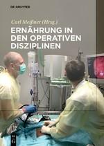 Abbildung von Meißner | Ernährung in den operativen Disziplinen | 2017
