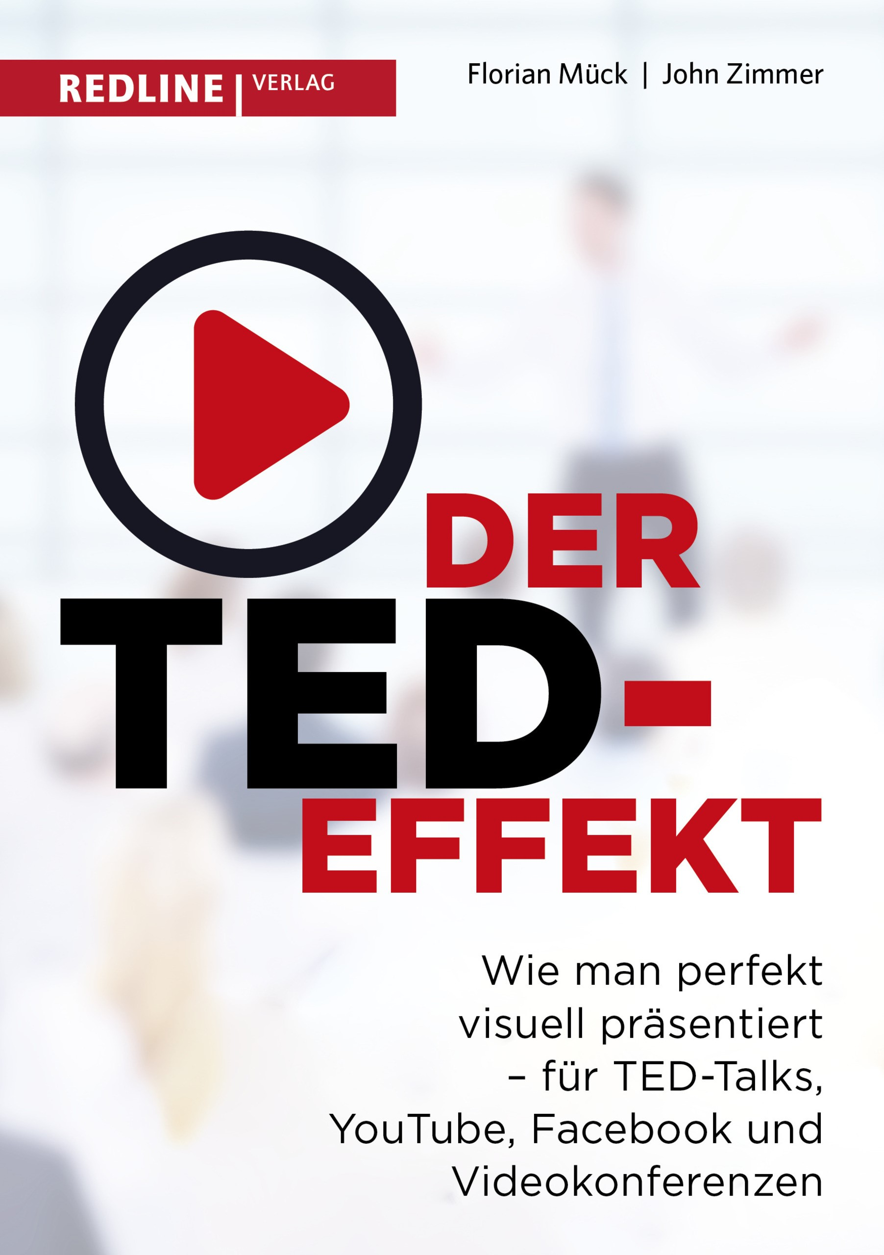Der TED-Effekt   Mück / Zimmer, 2017 (Cover)