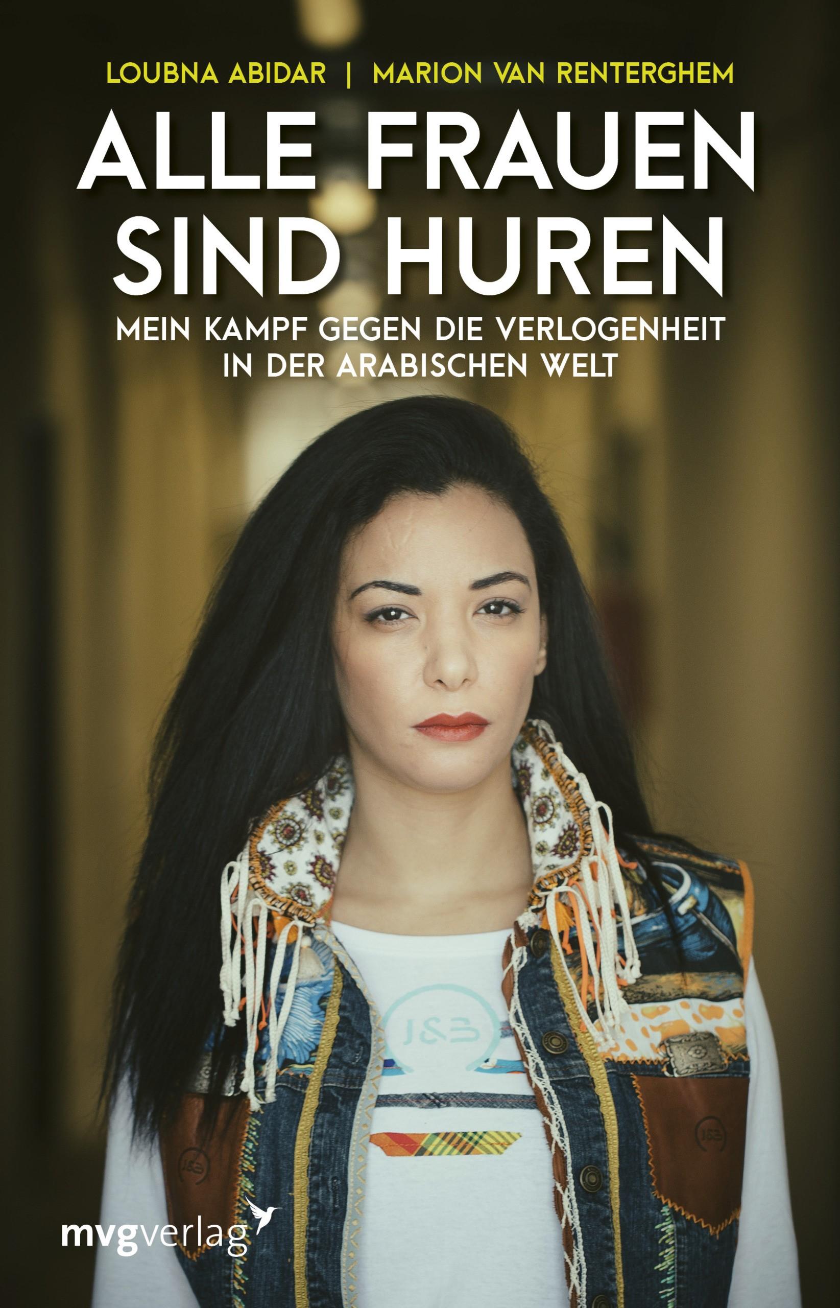 Alle Frauen sind Huren | Abidar / Van Renterghem, 2017 | Buch (Cover)