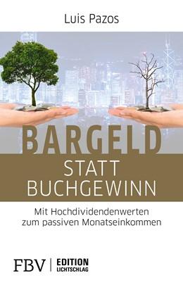 Abbildung von Pazos   Bargeld statt Buchgewinn   1. Auflage   2017   beck-shop.de