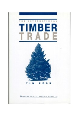 Abbildung von Peck   The International Timber Trade   2001