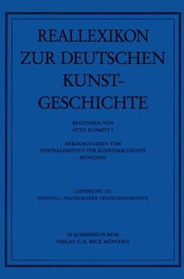 Abbildung von Reallexikon Dt. Kunstgeschichte 112. Lieferung | 1. Auflage | 2006 | beck-shop.de