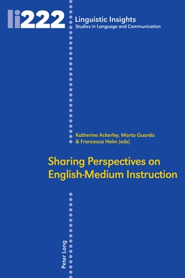 Abbildung von Ackerley / Guarda / Helm | Sharing Perspectives on English-Medium Instruction | 2017