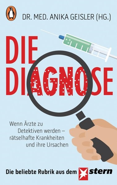Die Diagnose | Geisler (Hrsg.), 2017 | Buch (Cover)