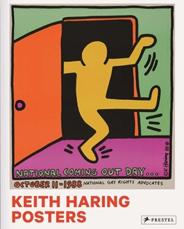 Abbildung von Döring / Osten | Keith Haring - Poster | 2017 | National Coming out Day... Oc...