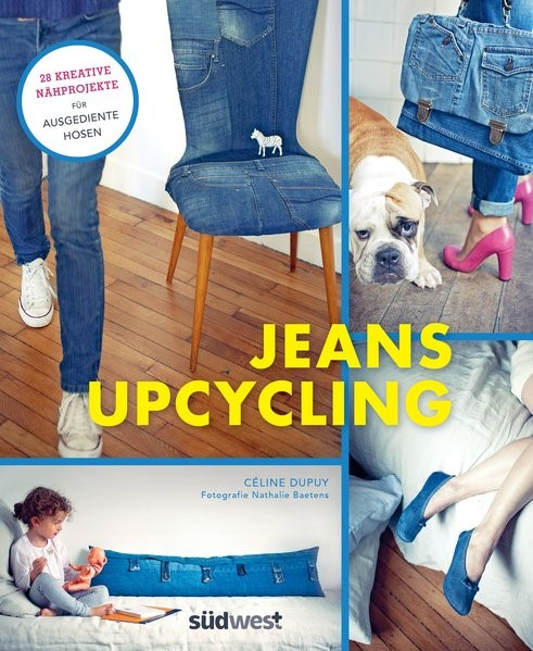 Jeans-Upcycling   Dupuy, 2017   Buch (Cover)
