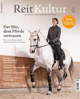 Abbildung von Schmidtke   ReitKultur 1   2016   Der Sitz, dem Pferde vertrauen