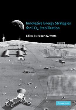 Abbildung von Watts | Innovative Energy Strategies for CO2 Stabilization | 2008