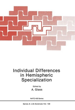 Abbildung von Glass | Individual Differences in Hemispheric Specialization | 1987 | Proceedings of a NATO ARW held... | 130