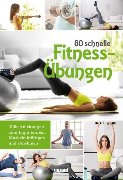 80 schnelle Fitnessübungen, 2017 | Buch (Cover)