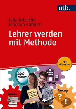 Abbildung von Kahlert / Kriesche | Eignungsberatung und Eignungsreflexion in der Lehrerbildung | 2019 | Ein Leitfaden mit Filmimpulsen