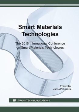 Abbildung von Polyakova | Smart Materials Technologies | 2017 | Volume 724