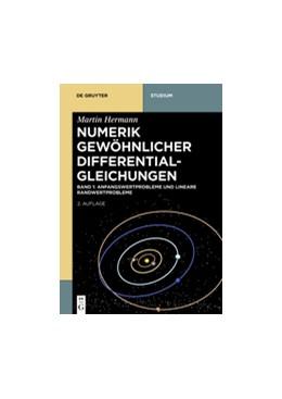 Abbildung von Hermann | Anfangswertprobleme und lineare Randwertprobleme | 2. Auflage | 2017 | beck-shop.de
