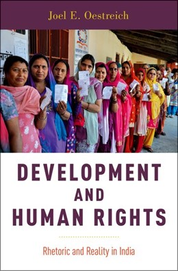Abbildung von Oestreich | Development and Human Rights | 2017 | Rhetoric and Reality in India
