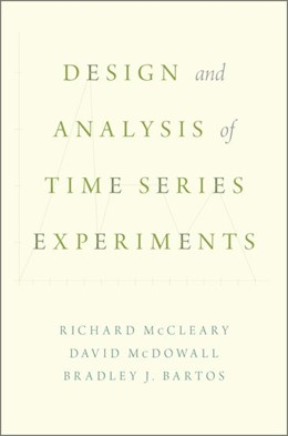Abbildung von McCleary / McDowall / Bartos | Design and Analysis of Time Series Experiments | 2017