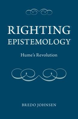 Abbildung von Johnsen | Righting Epistemology | 2017 | Hume's Revolution