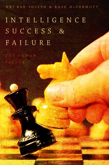 Abbildung von McDermott / Bar-Joseph | Intelligence Success and Failure | 2017