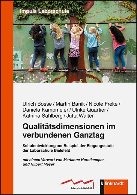 Qualitätsdimensionen im verbundenen Ganztag | Bosse / Banik / Freke / Kampmeier / Quartier / Sahlberg / Walter, 2016 | Buch (Cover)