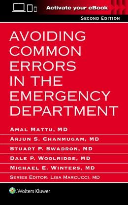 Abbildung von Mattu / Chanmugam / Swadron | Avoiding Common Errors in the Emergency Department | 2017