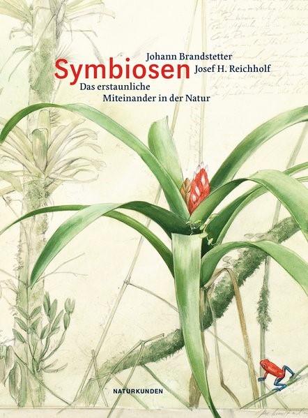 Symbiosen | Brandstetter / Schalansky / Reichholf, 2017 | Buch (Cover)