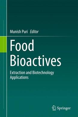 Abbildung von Puri | Food Bioactives | 1. Auflage | 2017 | beck-shop.de