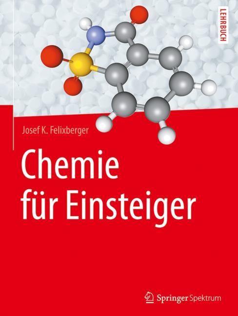 Chemie für Einsteiger | Felixberger, 2017 | Buch (Cover)