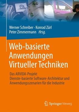 Abbildung von Schreiber / Zürl / Zimmermann | Web-basierte Anwendungen Virtueller Techniken | 2017 | Das ARVIDA-Projekt – Dienste-b...