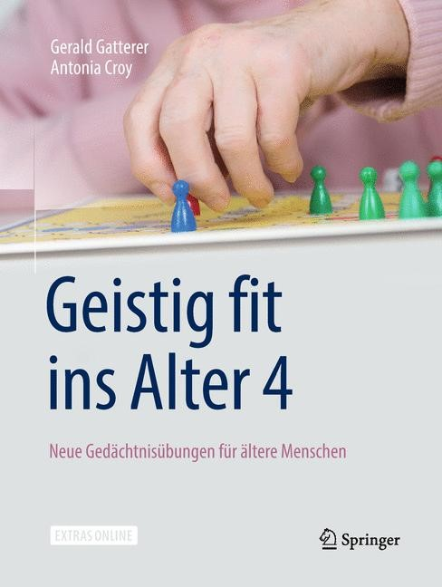 Geistig fit ins Alter 4 | Gatterer / Croy, 2018 | Buch (Cover)