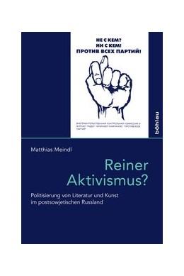 Abbildung von Meindl | Reiner Aktivismus? | 1. Auflage | 2018 | beck-shop.de