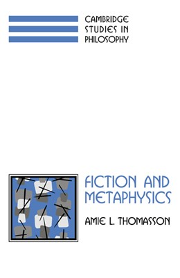 Abbildung von Thomasson | Fiction and Metaphysics | 2008