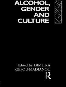 Abbildung von Gefou-Madianou | Alcohol, Gender and Culture | 1992