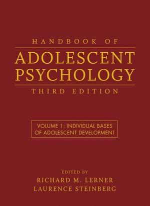 Abbildung von Lerner / Steinberg | Handbook of Adolescent Psychology | 3. Auflage | 2009