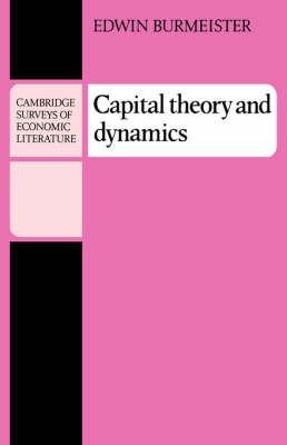 Abbildung von Burmeister | Capital Theory and Dynamics | 1980