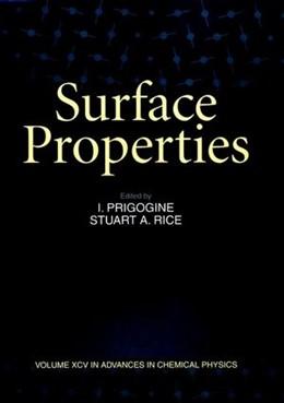 Abbildung von Prigogine / Rice   Advances in Chemical Physics   1996