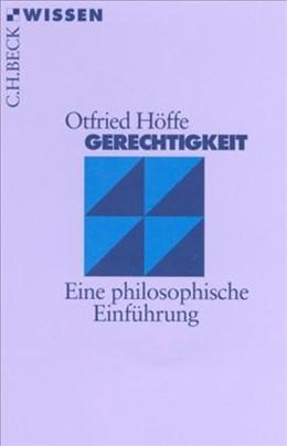 Abbildung von Höffe, Otfried | Gerechtigkeit | 5., durchgesehene Auflage | 2015 | Eine philosophische Einführung | 2168
