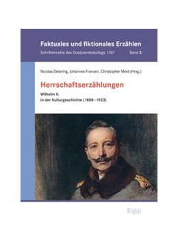 Abbildung von Detering / Franzen | Herrschaftserzählungen | 1. Auflage | 2016 | beck-shop.de