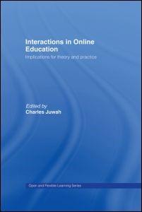Abbildung von Juwah | Interactions in Online Education | 2006