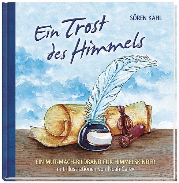 Ein Trost des Himmels | Kahl, 2017 | Buch (Cover)