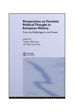 Abbildung von Perspectives on Feminist Political Thought in European History | 2005 | From the Middle Ages to the Pr...