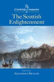 Abbildung von Broadie | The Cambridge Companion to the Scottish Enlightenment | 2003